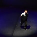 David McAnena performing David Way, 9th August 2019